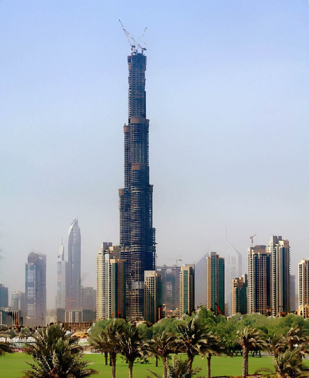 Les 6 plus grand gratte ciel du monde - Gratte ciel le plus haut du monde ...