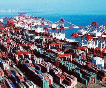Info le plus grand port du monde voyages cartes - Le plus grand port en afrique ...